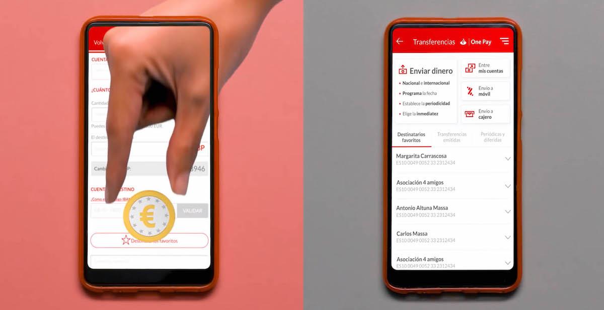 5 claves para aprovechar tu aplicación del Banco Santander 2