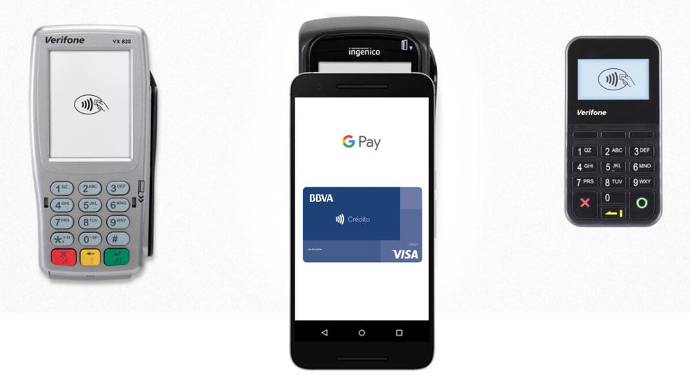 Google Pay ya está disponible en 9 nuevos bancos