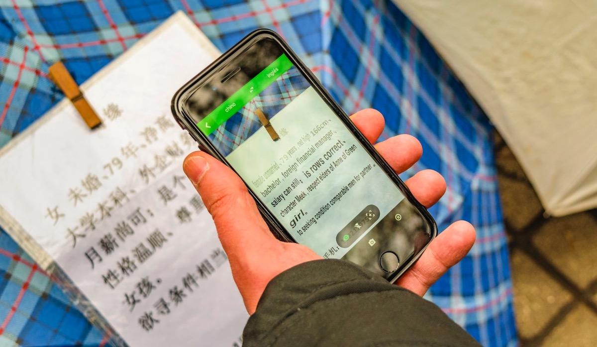 El Traductor de Google ya traduce más de 100 idiomas a través de fotos