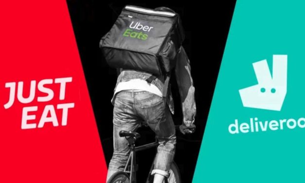 Comparativa Just Eat vs Deliveroo vs Uber Eats