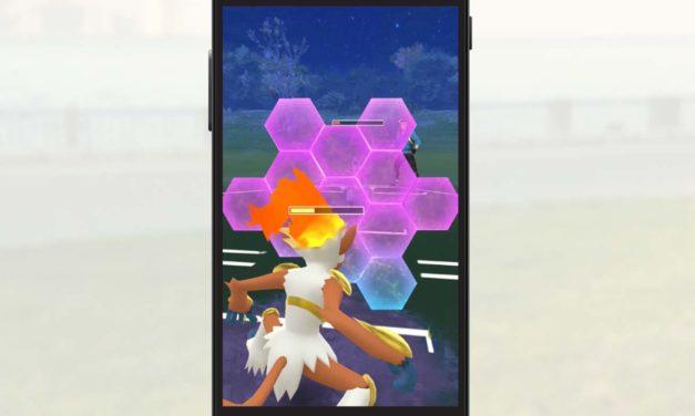 Pokémon GO elimina esta nueva función de los combates de entrenadores