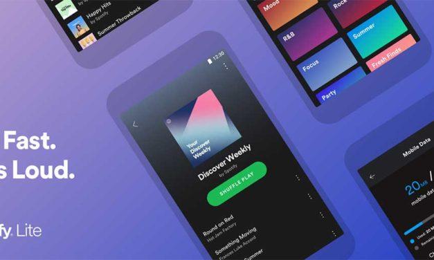 Cómo ahorrar memoria y datos con Spotify Lite en tu móvil Android