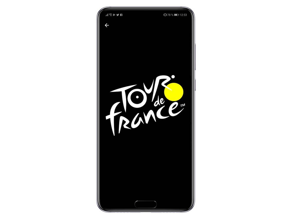 Cómo seguir el Tour de Francia desde el móvil