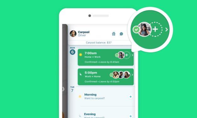 Waze ya permite compartir coche a lo BlaBlaCar