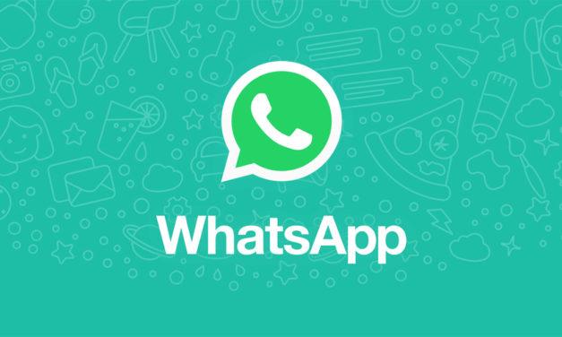 WhatsApp permitirá editar rápidamente fotos del chat para reenviar