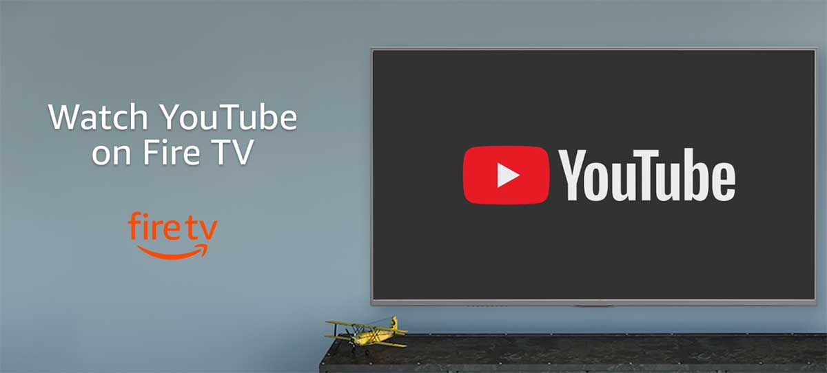 Dónde encontrar la aplicación YouTube en el Amazon Fire TV
