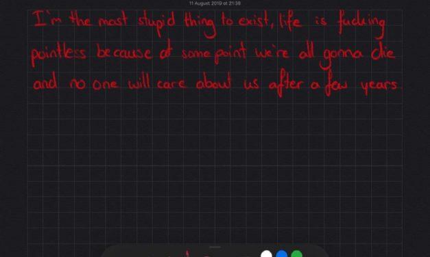 Apple aplica la censura en su aplicación para tomar notas