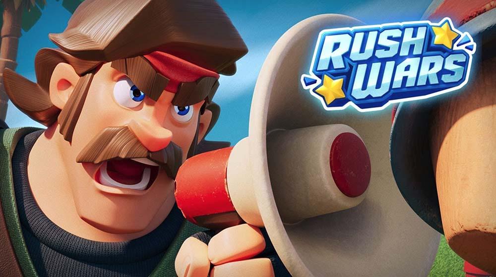 Cómo descargar y jugar ya a Rush Wars en Android e iPhone