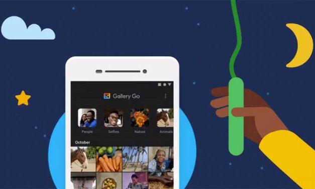 El modo oscuro llega a la aplicación de fotos Gallery Go