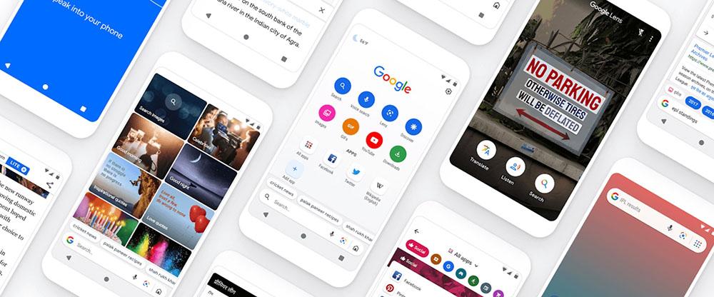 Cómo descargar Google Go, la versión ligera del buscador