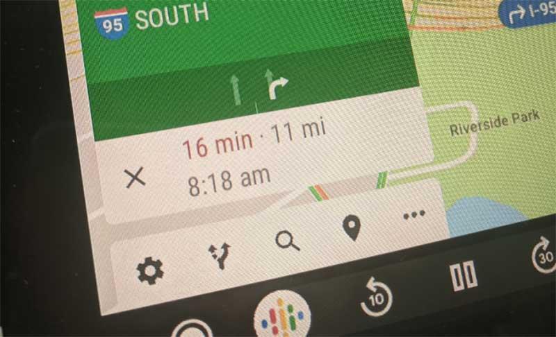 Google pronto lanzará una nueva aplicación Android Auto para móviles
