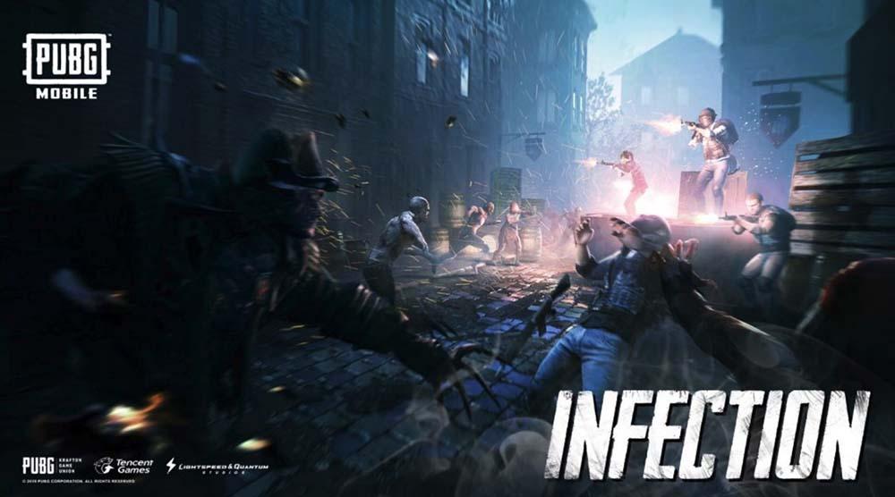 Nuevo modo de juego Infección y nuevo mapa en la actualización de PUBG Mobile