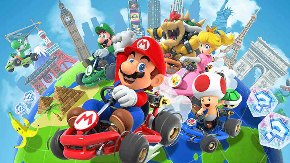 Mario Kart Tour estará disponible en menos de un mes
