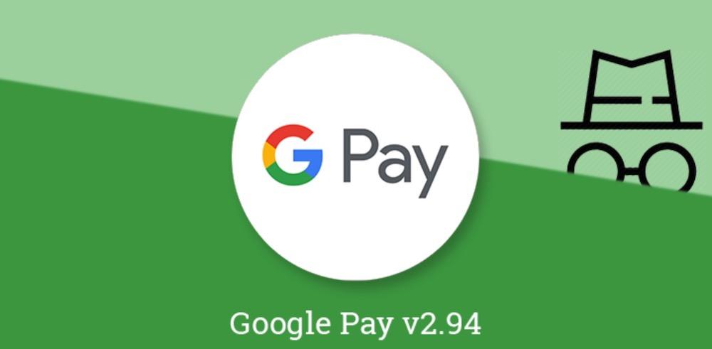 Google Pay tendrá reconocimiento facial y modo incógnito