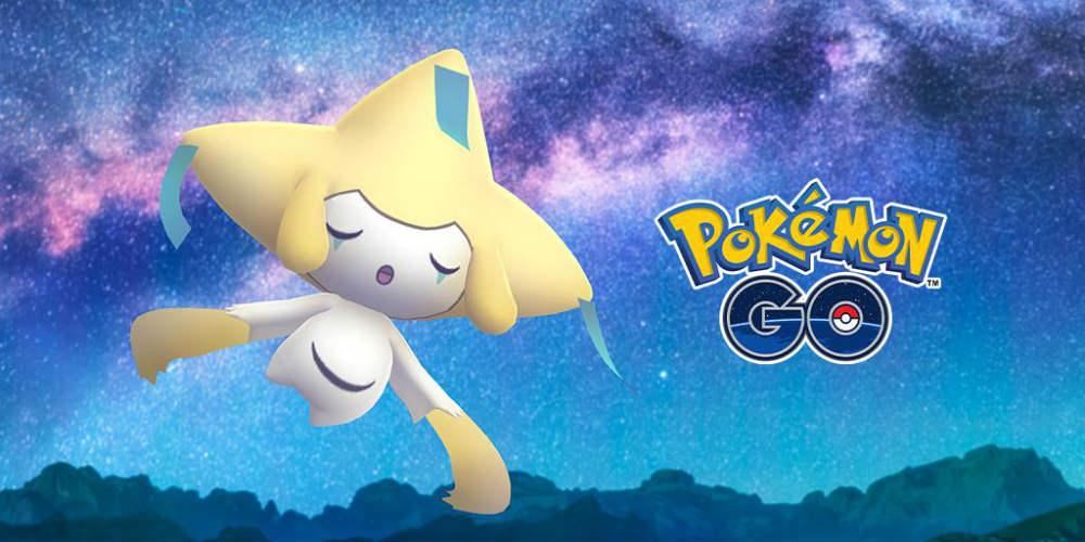 Cómo capturar a Jirachi en Pokémon GO