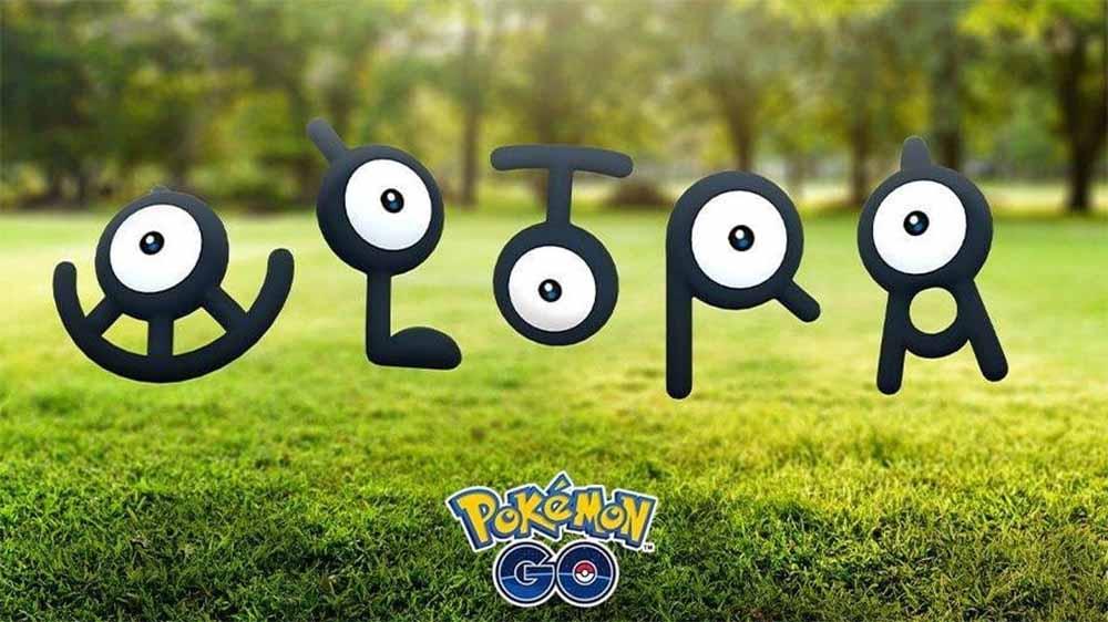 Cómo conseguir los Unown U, L, T, R, A en el ultrabonus de Pokémon GO