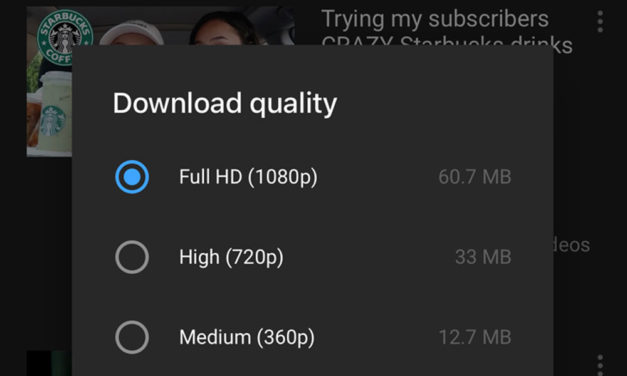 YouTube Premium ya permite descargar vídeos en Full HD 1080p