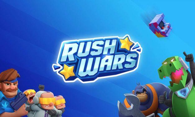 Esto es todo lo que ha añadido Rush Wars en su actualización