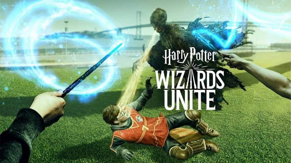 Harry Potter: Wizards Unite rastreará tu actividad aunque no se ejecute la aplicación