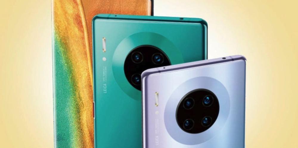 Los Huawei Mate 30 llegarían al mercado sin aplicaciones de Google