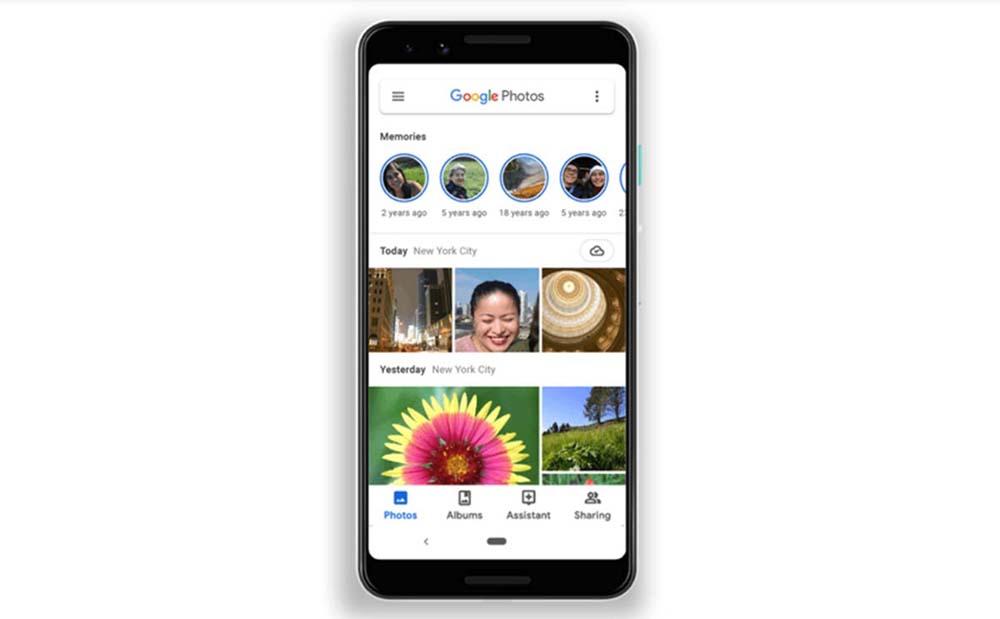 Google Fotos estrena sus propias Instagram Stories: Memorias
