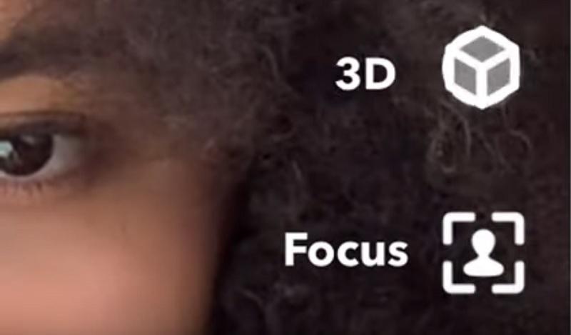 modo 3d snapchat