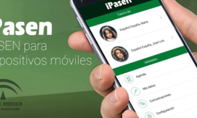 iPasen, cómo ver la agenda, notas y faltas de tus hijos en Andalucía