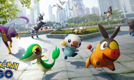 En qué huevos Pokémon aparecen Snivy, Tepig y Oshawott en Pokémon GO