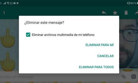 Por qué 'eliminar para todos' un mensaje de WhatsApp no es tan seguro como crees