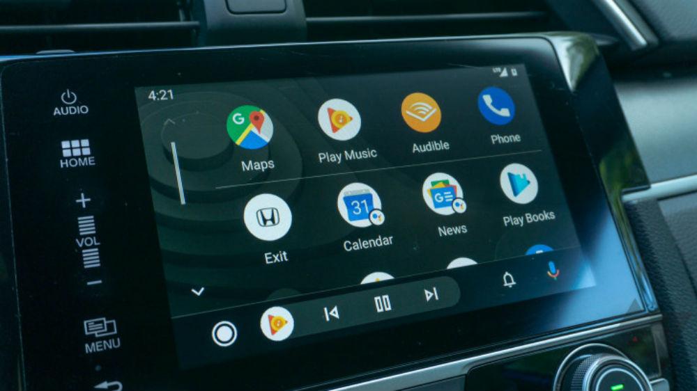 Estos móviles no necesitan cable para hacer funcionar Android Auto en tu coche