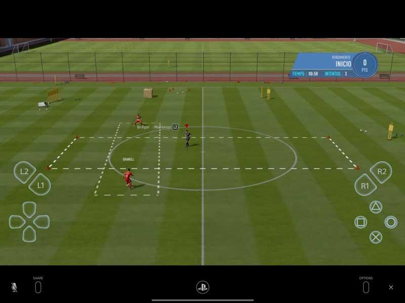 cómo jugar a la PlayStation 4 en tu móvil Android juego