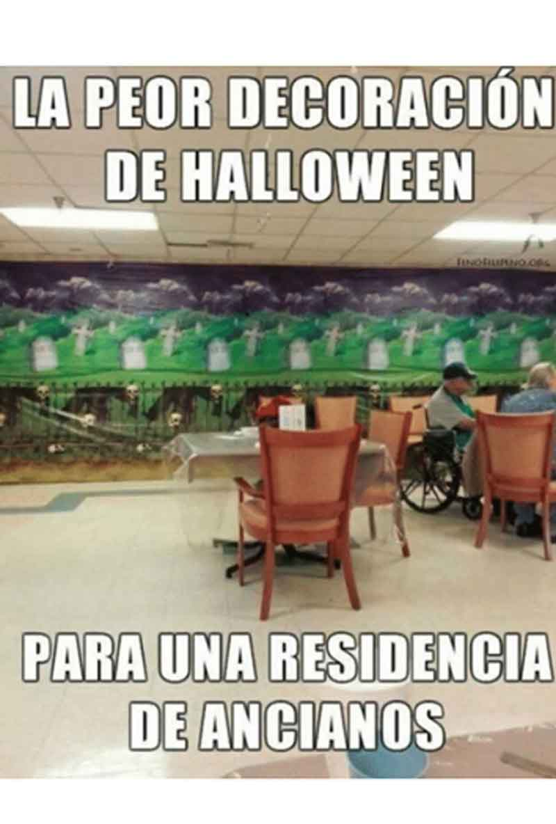 mejores memes de Halloween para compartir por WhatsApp y Twitter residencia