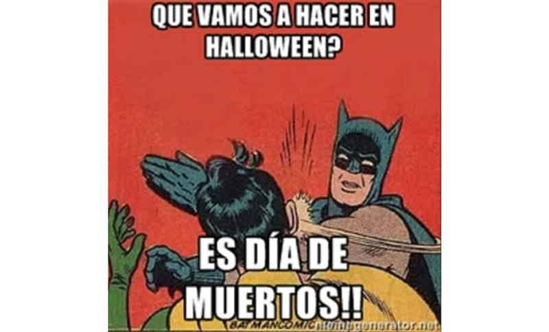 mejores memes de Halloween para compartir por WhatsApp y Twitter no celebra