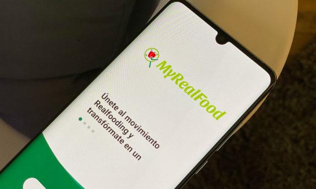 MyRealFood, la app de Carlos Ríos para saber si un alimento es realfooding