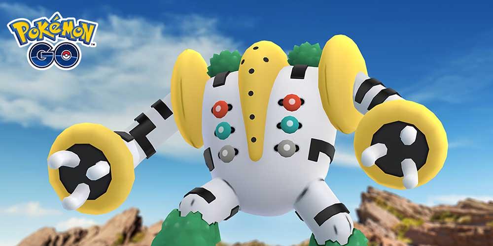 Esto es todo lo que debes hacer para capturar a Regigigas en Pokémon GO