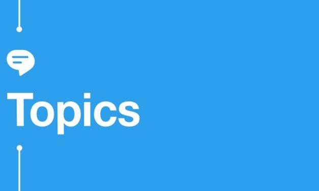 Cómo seguir topics o temas en Twitter como si fueran usuarios