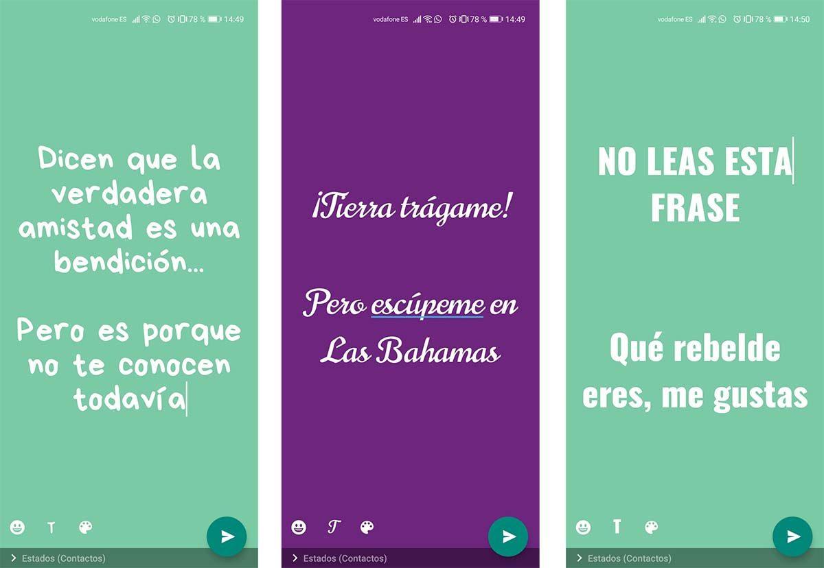 Frases Graciosas Para Poner En Los Estados De Whatsapp